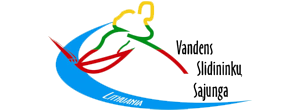 Vandens slidininkų sajunga Logo