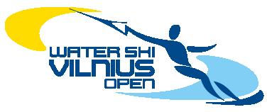 WaterSki Vilnius Open Logo