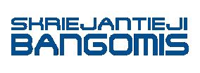 Skriejantieji Bangomis Logo